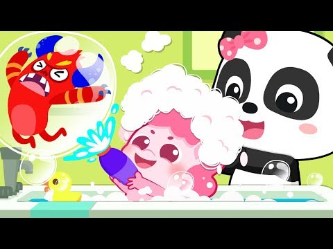 baby unicorn bath time bath song play safe nursery rhymes ki