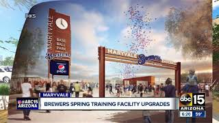 Maryvale Baseball Park to undergo $56 million upgrade after 2018 Spring Training