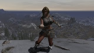 Skyrim Mod Re-Review: Nephilim