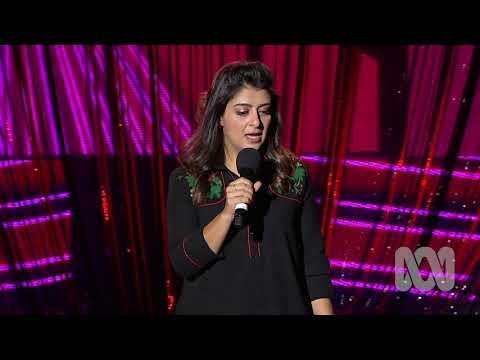 Susie Youssef- Melbourne International Comedy Festival's Comedy Up Late