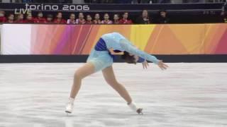 Shizuka Channel 003   Trandot  Torino Olympic FP HD  荒川静香