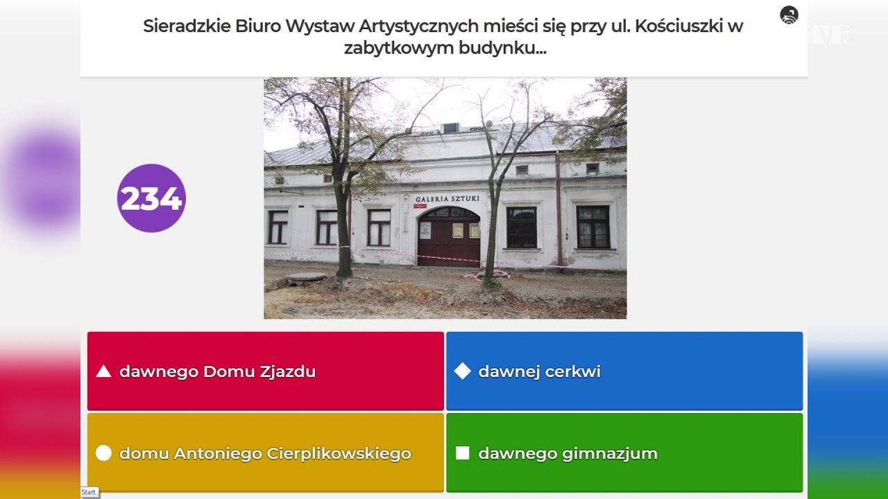 Gra miejska Powiatowej Biblioteki