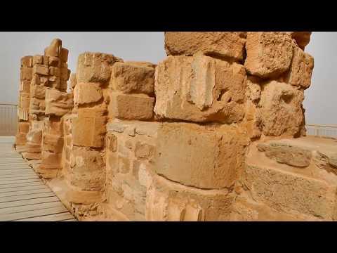 מצדה - ההר שהפך סמל לנחישות וגבורה יהודית
