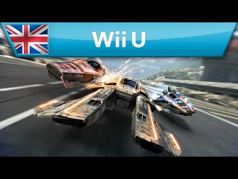 Видео № 0 из игры FAST Racing NEO [Wii U]