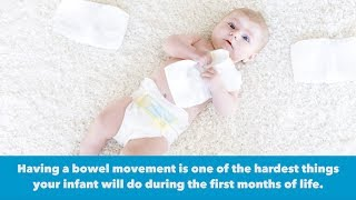 Foster Parent Education - Constipation in Babies