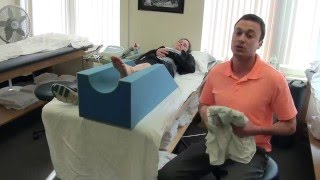 Ankle Sprains Part 2- How to Ice