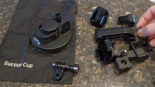 GoPro Suction Cup Mount Tough Mount!!!