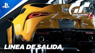 PlayStation Gran Turismo 7 - Episodio 1: Starting Line (Detrás de las cámaras) en ESPAÑOL  anuncio