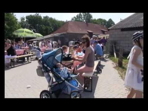 Campina open boerderijendag in Vierlingsbeek