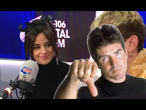 Simon Cowell Still Mispronounces Camila Cabello's Name!