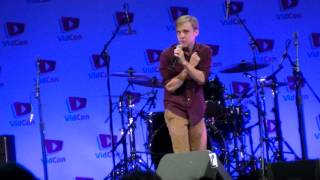 Jon Cozart—After Ever After 2 at Vidcon 2014