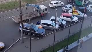 «Прикольно»: новым способом избежать эвакуации авто поделились приморцы