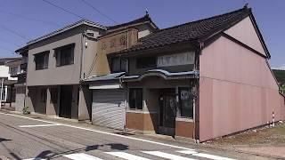 八尾町の街並み4富山県富山市