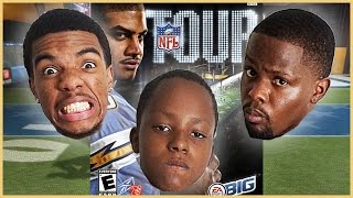 IT'S TIME TO BE GREAT! - NFL Tour Red Zone Rush 2v2