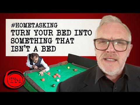 Hometasking: Přeměna postele