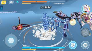 Honkai Impact 3rd - Bug Kallen