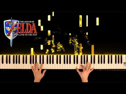 The Legend of Zelda - Kakariko Village Theme (Piano Cover)