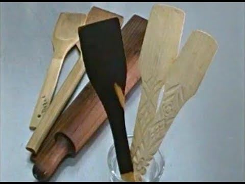 Cómo sellar utensilios de madera.-RecetasdeLuzMa