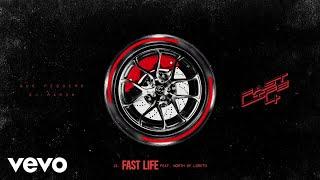 Kadr z teledysku Fast Life tekst piosenki Guè Pequeno & DJ Harsh
