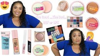 Testing NEW Hard Candy Pt1|La Girl Pro Artistry|Affordable Makeup|Full Face|Wear Test|Tasha St James