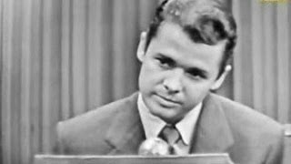 Audie Murphy Whats My Line On 3 July 1955
