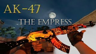 New AK-47 The Empress | Counter-Strike: Global Offensive