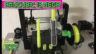 Anycubic I3 Mega E23: Dummer Fehler in Cura, I3 Mega