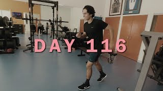 The First Run | 116 Days After ACL Surgery