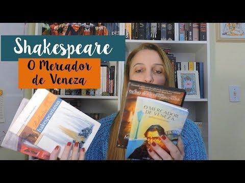 O Mercador de Veneza (William Shakespeare) - Comparativo livro/filme | Portão Literário