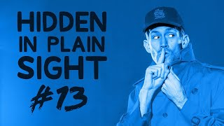 Can You Find Him in This Video? • Hidden in Plain Sight #13