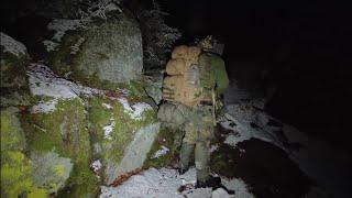 [4K] PT.1 Abandon in the Devils Gorge | FPV overnight bug out, navigating w sketched map, no talking
