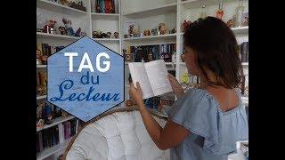 Tag PKJ   Le TAG De La Lectrice 📚