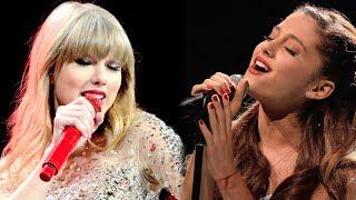Ariana Grande Vs. Taylor Swift: Better 'Last Christmas' Cover!?