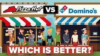 Pizza Hut vs Domino's - Which Is Better?