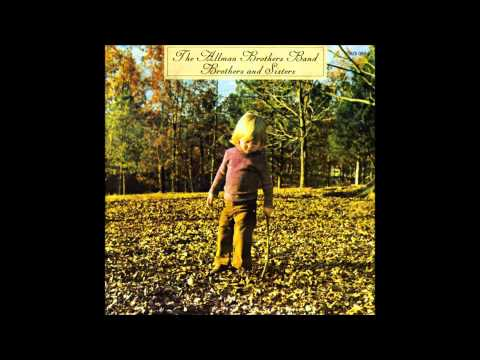 Allman Brothers - Band  Wasted words