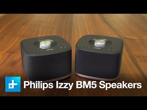 Philips Izzy BM5 speaker - Review