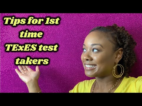 Tips for Passing the TExES exam the 1st time! Part 2 - YouTube