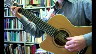 Whistle - Flo Rida (Fingerstyle cover)