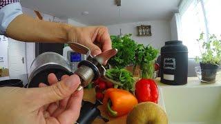 Puderzucker aus Zucker machen - Test | Küchenmaschine mit ...