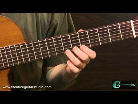 GUITAR THEORY: Exercises for Melodic Chord Control
