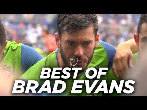 Brad Evans: Best Memorable Career Moments