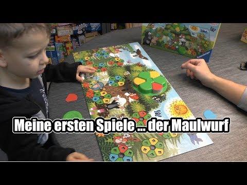 Meine ersten Spiele - der Maulwurf (Ravensburger) - ab 3 Jahre - Teil 303