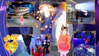 №2 Visiting Oceanarium ON THE RUSSIAN ISLAND, opened 6 September 2016 Гуляем по Океанариуму часть 1 - https://www.youtube.com/watch?v=klx-a39u6Js Гуляем по
