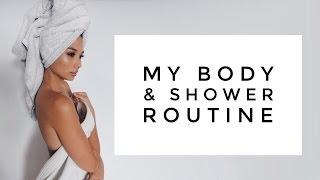 My Body Routine   Body Care   Aja Dang