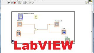 Beginners LabVIEW Tutorial 3: Using Loops in LabVIEW