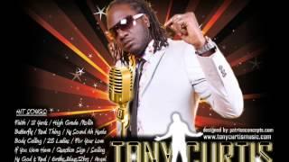 Tony Curtis- 'high grade' reggae revival HQ