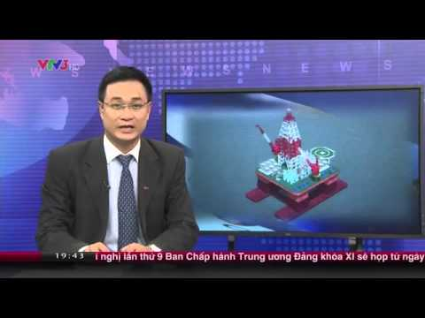 Bản tin VTV Tình hình Trung Quốc gây căng thẳng ở biển Đông ngày 08/05/2014