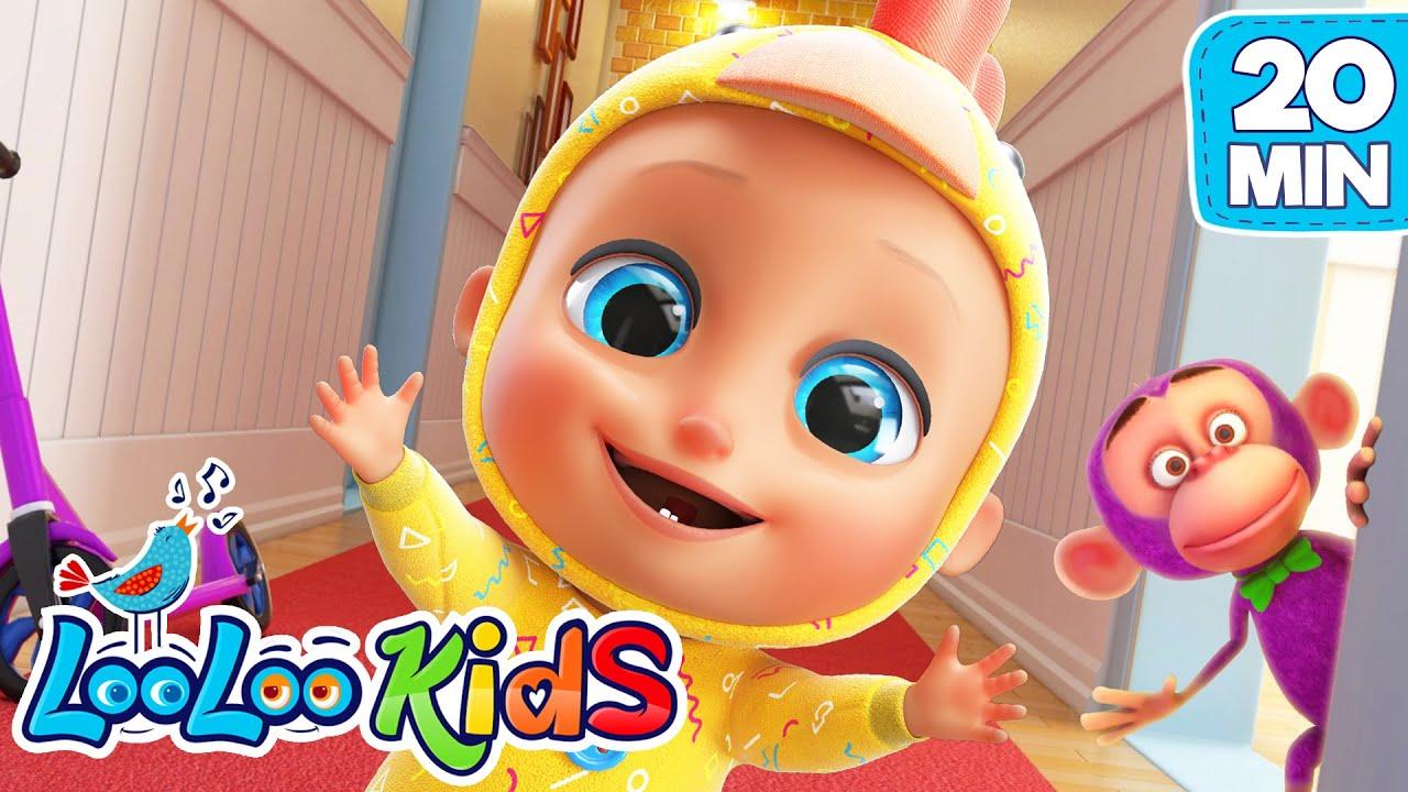 Sing Along with Johny Educational Songs for KIDS + more Nursery Rhymes & Kids Songs LooLoo Kids