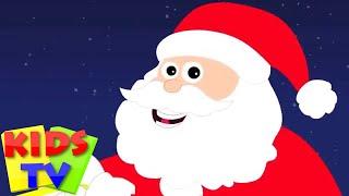 Jingle Bells | Christmas Songs | Kids Tv Nursery Rhymes