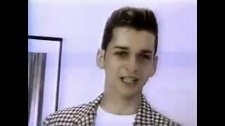 Depeche Mode - Master and servant (Platine 45) 16.02.85.  Album version
